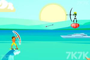 《冲浪的弓箭手》截图3