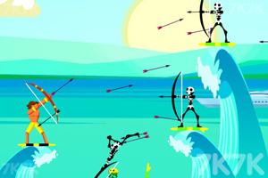 《冲浪的弓箭手》截图1