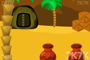《沙漠骆驼救援》游戏画面1