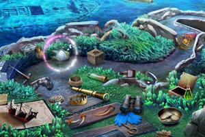 《深海的秘密》游戏画面1