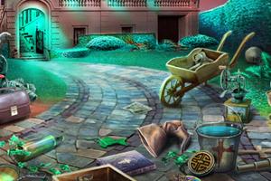 《吸血鬼学校》游戏画面1