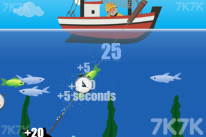 《鱼叉捕鱼》游戏画面5