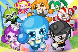 《萌版泡泡堂7》游戏画面1