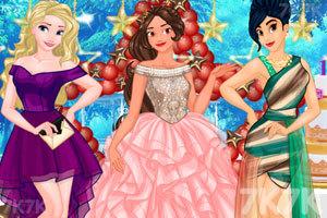 《女孩们的生日派对》游戏画面3