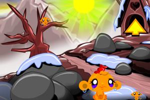 《逗小猴开心系列120》游戏画面1