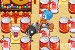 《萌版泡泡堂5》游戏画面5