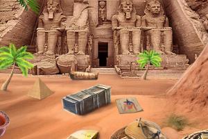 《沙漠之神》游戏画面1