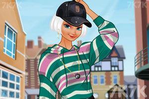 《阿拉蕾的风格》游戏画面2
