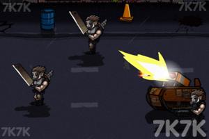 《现代战争防御战》游戏画面3