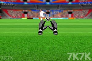 《世界杯点球大奖赛》游戏画面3