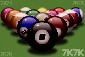 《经典台球挑战赛》游戏画面1