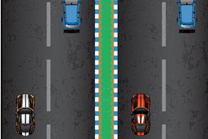 《赛车挑战赛》游戏画面1