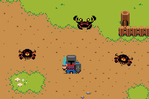 《皇帝的勇士》游戏画面1