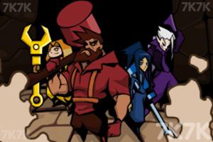《甲骨文英雄》游戏画面1