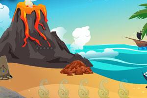 《逃离洞穴宝藏》游戏画面1