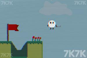《小人高尔夫球》游戏画面3