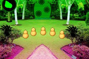 《逃出泻湖花园》游戏画面1
