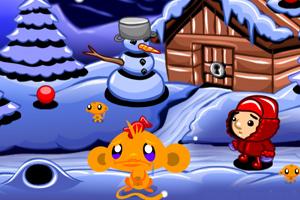 《逗小猴开心系列139》游戏画面1