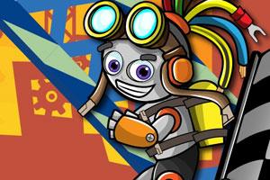 《机器人前行》游戏画面1