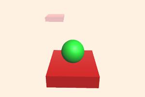 《小球方块跳跃》游戏画面1