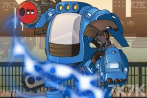 《超级机器人战斗》游戏画面3