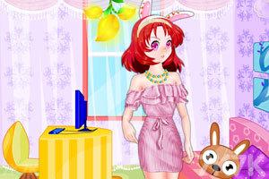 《兔女孩的书房》截图1