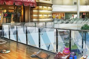 《商场小偷》游戏画面1