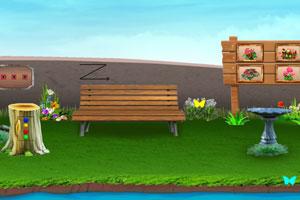 《逃离密苏里州花园》游戏画面1