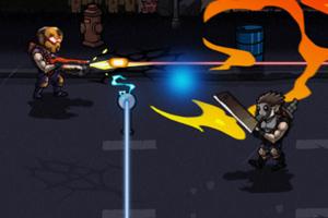 《现代战争防御战无敌版》游戏画面1
