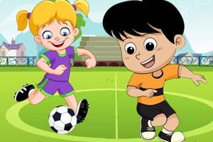 卡通世界杯找不同