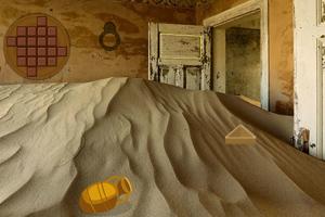《沙漠废墟逃亡》游戏画面1