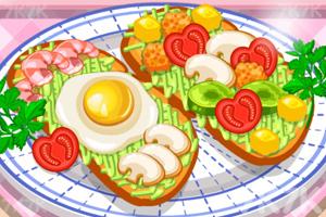 《牛油果面包》游戏画面1