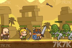 《矮人王国保卫战》游戏画面5