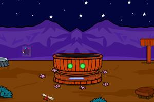 《寻找沙漠珍宝》游戏画面1