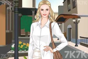《街头时尚博主3》游戏画面2
