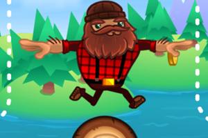 《旋转的漂浮木》游戏画面1