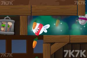 《兔子武士大冒险》游戏画面3