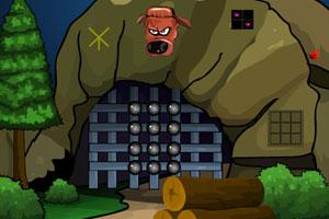《限制洞穴逃脱》游戏画面1