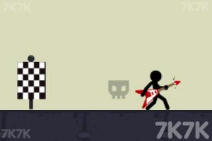 《火柴人跑酷2》游戏画面1