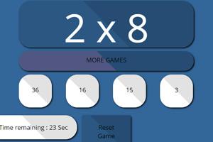 《数学测试题》游戏画面1