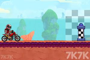 《极限摩托大挑战》游戏画面3