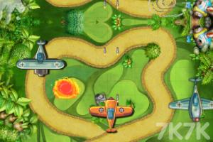 《玩具战斗机大战》游戏画面2