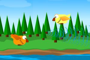 《鸟鸣攻击》游戏画面1