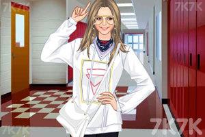 《中国校服》游戏画面3