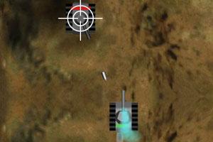 《荒野坦克大战》游戏画面1