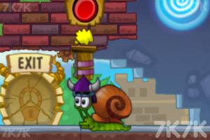 《蜗牛寻新房子7H5版》游戏画面3