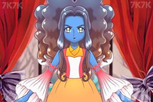 《阳光女孩装扮》游戏画面2