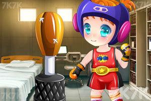 《卡哇伊拳击手》游戏画面3