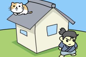 《猫与武士救援》游戏画面1
