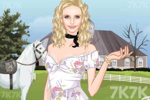 《农场漂亮女孩》游戏画面3